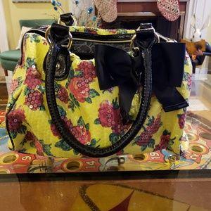 Large Betsey Johnson bag